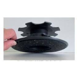 Verstelbare tegeldrager 50-90 mm