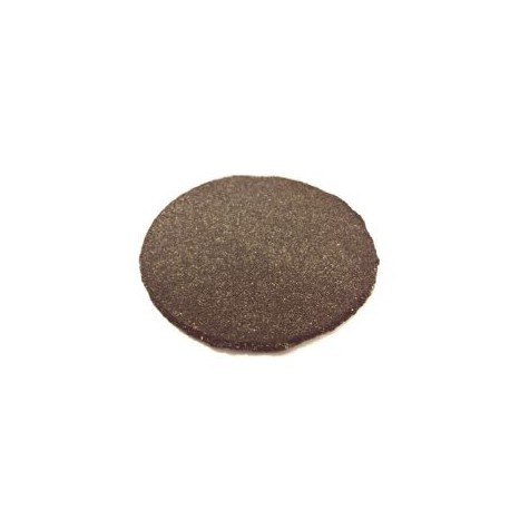 Plakzegel rond 110x3 mm