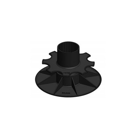 Verstelbare tegeldrager 90-130 mm
